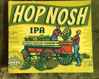 Hop Nosh Craft Beer Calendar