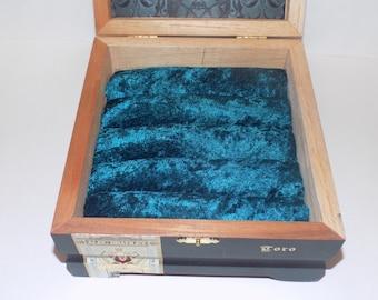 Sanctum Cigar Jewelry Box