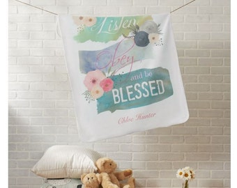 BLANKETS + Baby Gifts