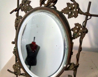 Rare Fabulous 19th Century Napoleon III French Mirror, Picture Frame