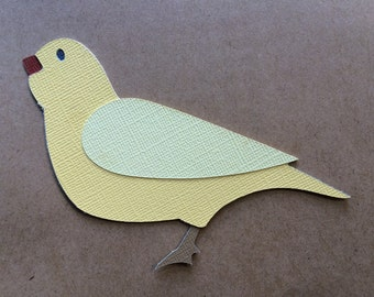 Canary Paper Piecing