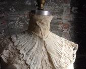3 fancy collars -1910-1920-1930