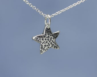 Sterling Silver Star Charm – Sterling Star Charm – Sterling Silver Star Jewelry – Sterling Star Jewelry – Sterling Charm – Sterling Jewelry