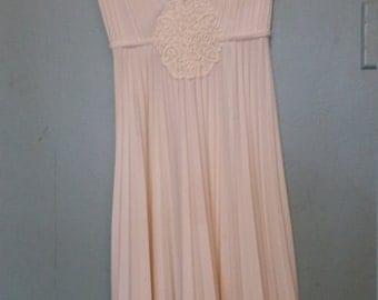 Vintage wedding shower/rehearsal dinner dress
