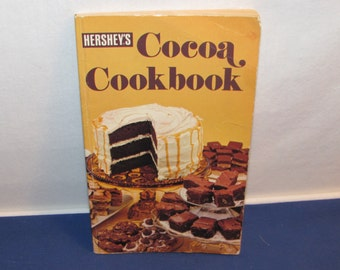 HERSHEY'S COCOA COOKBOOK 1979