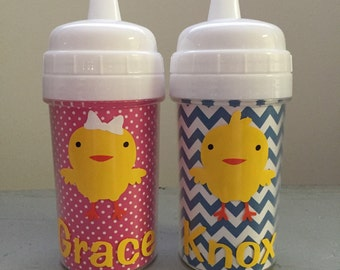 Personalized Toddler Sippy Cup