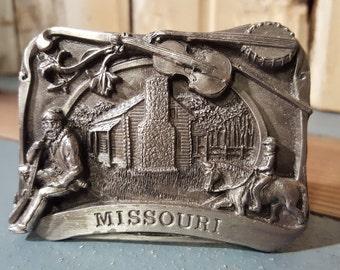 Missouri Belt Buckle