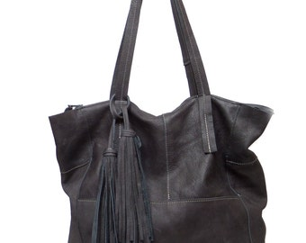 Graphit leather bag Sale !