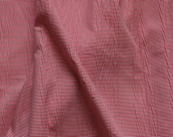 "Maggy London Crinkled Striped Shirting - 59"" - By the yard-3 available"