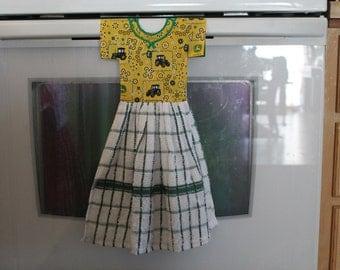 John Deere Dish towel dress