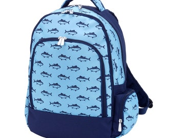 Backpack, Monogrammed backpack, Finn FREE PERSONALIZATION