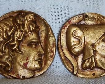 Greek Roman Plaques