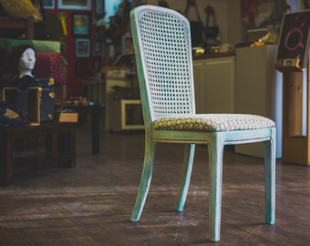 Course full restoration of a decorative Chair with Chalk paint ™ and our renovator Chauhan