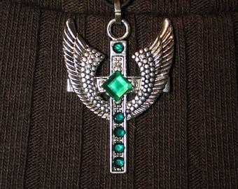 Archangel pendant - Archangel Raphael - FREE SHIPPING