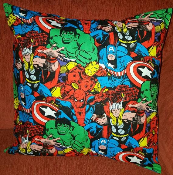 Avengers Pillow Cover