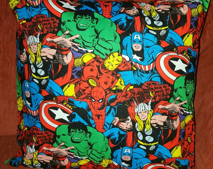 Avengers Pillow Cover