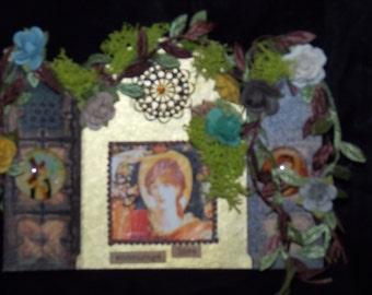 Love Shelf Shrine