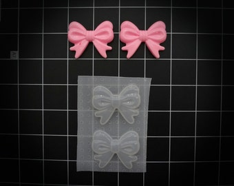 Kawaii Bows Mold