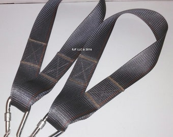 "Wood Tree Swing- 36"" Double Hanging Kit (2 Straps)-*(FREE SHIPPING)*"