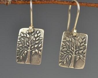 Arboretum earrings-talismans-amulet-charm-tree