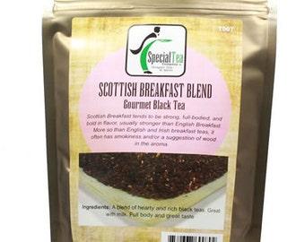 Scottish Breakfast Blend Black Tea, 20 Tea Bags