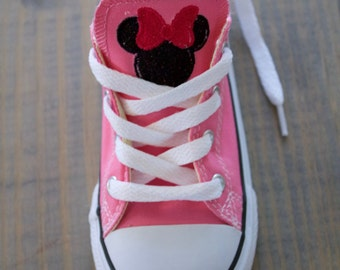 Children's Mouse Embroidered Shoes