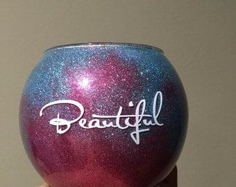 Glitter make up brush holder! SALE!!