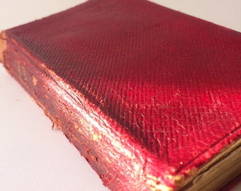 1900s Antique Hymns Ancient and Modern for Use in the Services Published by William Clowes and Sons Limited