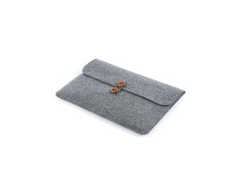 SOLUCKY New Macbook 12 Inch Case Air 11 13 Inch Sleeve Pro 13 15 Inch Case Laptop Case Laptop Sleeve Wool Felt Case Bag