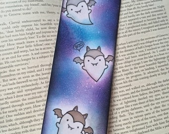 Vampire Bat Bookmark