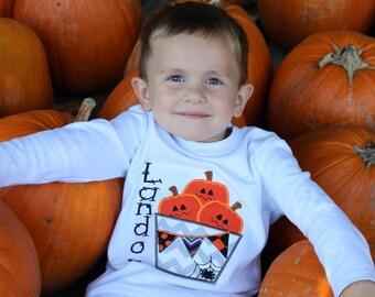 pumpkin pale/halloween/pumpkins
