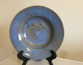 Badlands Pottery shallow serving bowl/plate.