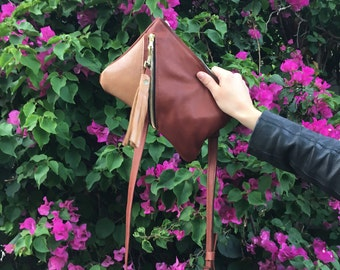 Rigby Pouch - Brown