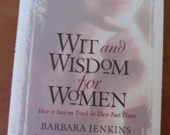 Wit and Wisdom by Barbara Jenkins