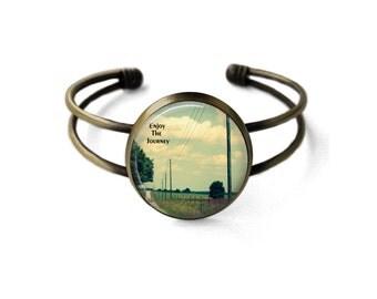Journey Cuff Bracelet