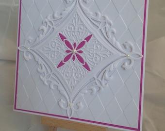 Handmade Greeting Birthday Card