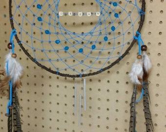 Dream catcher hand crafted  wall decor, wall hanging .