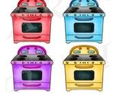 50% OFF SALE Vintage Oven...
