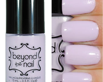 Lilac Creme Nail Polish