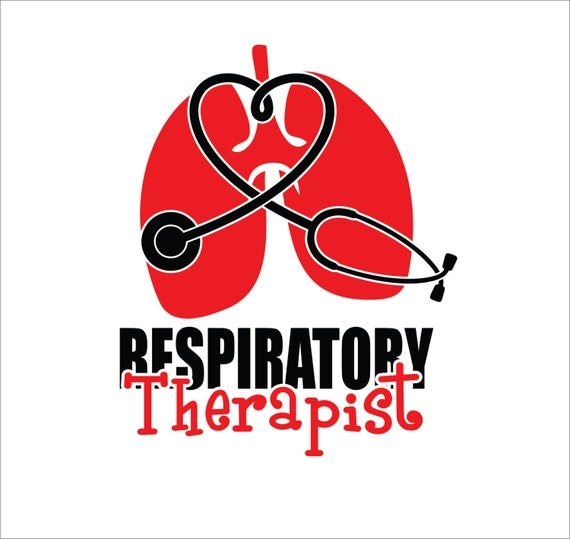 Respiratory Therapist SVG DXF instant digital vector download cutting ...