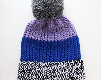 PomDeeDoo fun PomPom hat