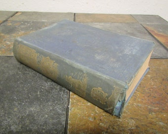 Antique 1884 SLAVER'S ADVENTURES on SEA and Land ; Ocean Series ,by W. H. Thomas