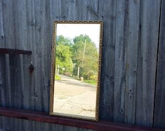 Vintage Gilt Framed Mirror