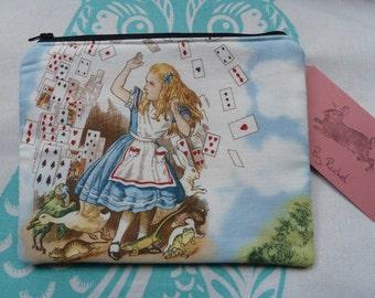 "Shop ""alice in wonderland fabric"" in Bags & Purses"