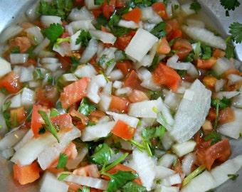 Salsa Herb Blend - Organic Herb Packet - Salsa Seasoning Package - Dried Seasoning Mix - Dried Dip Salsa Mix - No MSG - No Preservatives