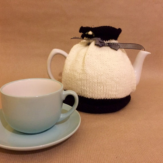 tea cosy hand knitted tea cozy tea pot cosy teapot