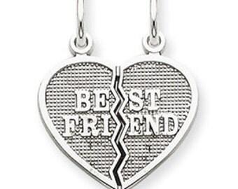 Best Friends Break Apart Charm (JC-874)