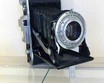 Vintage Agfa Camera with Case