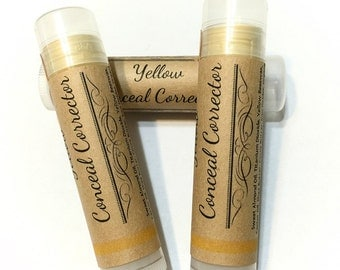 YELLOW Corrector Concealer STICK Makeup Cover Redness