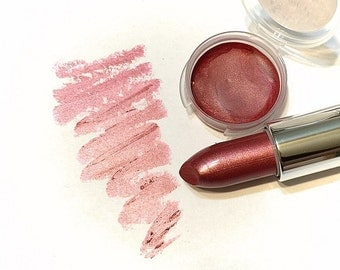 BETRAYED Natural VANILLA Mineral Lipstick - Gluten Free Vegan Lips